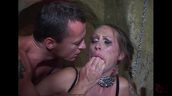 Mandy Bright Chained And Double Penetrated In Her Cunt. Video XXX Porn Tube Video Image